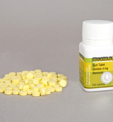 Estanozolol LA® 10 mg